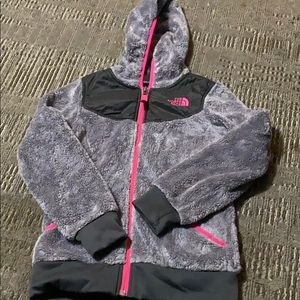 The north face jacket size 7/8